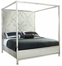 Metal Canopy Bed Metal Canopy Bed Upholstered King U2013 Ciaoke
