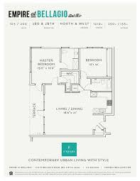 bel air floor plan floor plans u2014 empire at bellagio