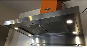 range hood with led lights upgrade your extractor hoods bulbs to led home your range
