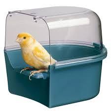 gabbie per canarini accessori per gabbie per uccelli ferplast trevi bagnetto in