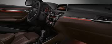 bmw inside 2016 trim options fine wood u0027fineline u0027 vs al vs black high gloss