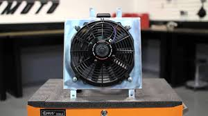 electric radiator fans and shrouds 1992 2000 honda civic eg ek si performance aluminum fan shroud