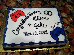 video game controller wedding cake by mnemosynekurai on deviantart