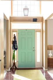 articles with green front door paint tag trendy colorful front
