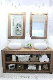 Open Shelf Bathroom Vanity Vanity With Open Shelves Best Open Bathroom Vanity Ideas On