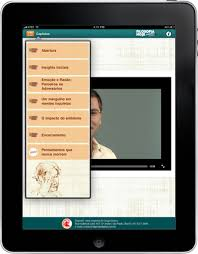 from e learning to ipad how to adjust the user interface