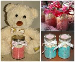 jar baby shower ideas cupcake in a jar for baby shower baby shower diy