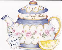 ravishing baby shower tea party invitation verses features party