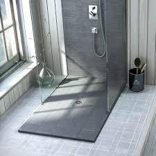 fiora silex rustica colours designer cenere shower tray u2013 20 sizes