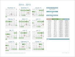 Ovulation Calendar Template