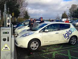 nissan leaf free charging four months living with a nissan leaf igloo 3