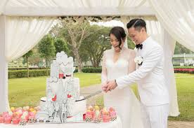 wedding cake hong kong hong kong myolie wu philip at the ritz carlton