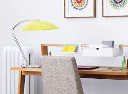 Yellow Table Lamp 17 Eye Catching Bedside Reading Lamps