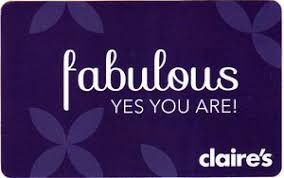 claires gift card gift card fabulous yes you are s sweden s col