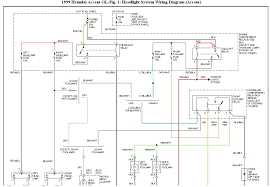 hyundai accent wiring diagram hyundai wiring diagrams collection