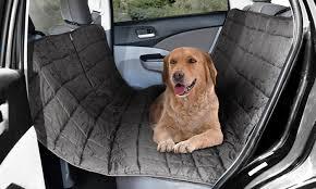 pet hammock car seat protector groupon goods