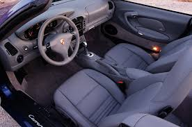 Porsche Carrera 911 Interior 2003 Porsche 911 996 Carrera Interior Picture Pic Image