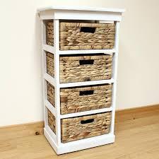 sliding door storage cabinet basket shelves file ideas
