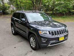 used jeep grand 2014 2014 used jeep grand 4wd 4dr limited at elmwood park auto