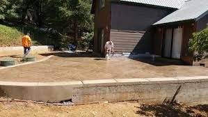 Cement Patio Sealer Stamped Concrete Patio U2013 Walley Concrete