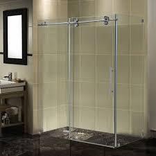best 25 frameless sliding shower doors ideas on pinterest