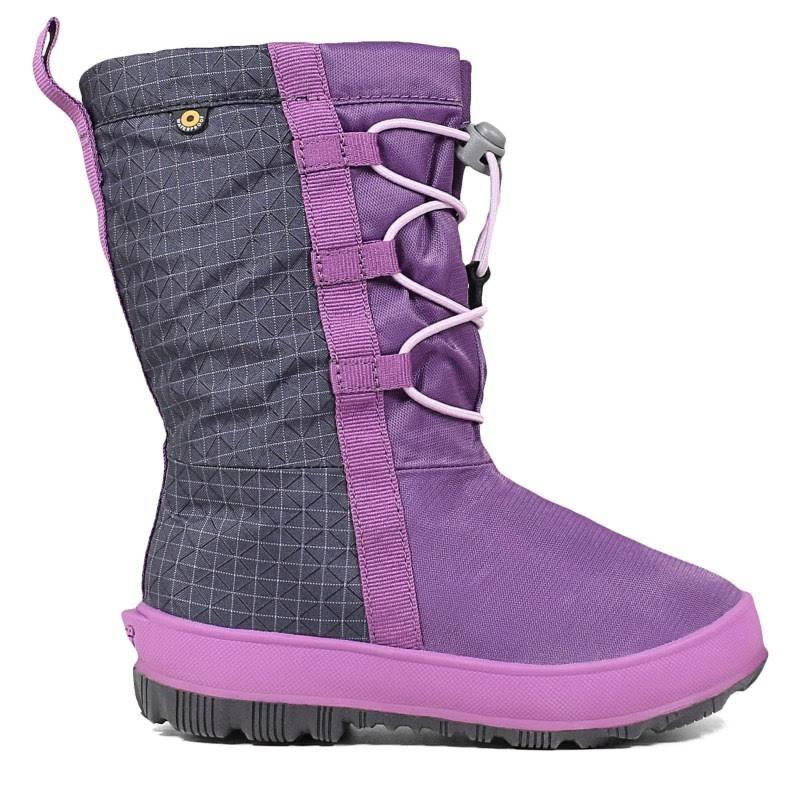 Bogs Snownights Purple Multi Medium 1 72438-540-M-