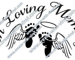 in loving memory items in loving memory svg etsy