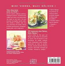 cuisine de cing mini verres maxi délices amazon co uk frédéric berqué valéry