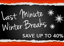 last minute winter breaks hallmark hotels