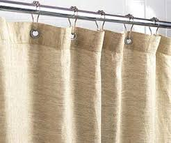 White Linen Shower Curtain Green Idea Linen Shower Curtain And Cork Bath Mat Apartment Therapy