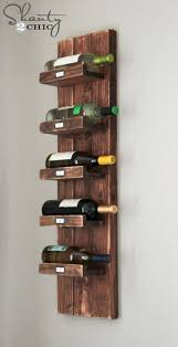Diy Woodworking Projects Free by Wine Rack Reclaimed Wood Wine Rack Plans Wooden Wine Rack Plans