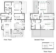 floor plans for small cottages plum corner the newest small cottage plan from ross chapin