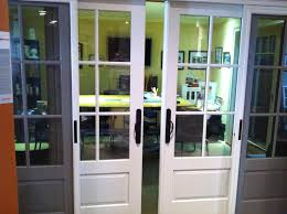 French Doors Wood - three panel clad inswing windows marvin front entry doors and