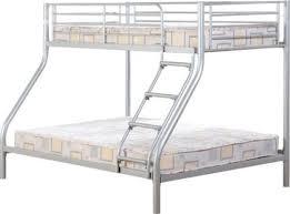 Sturdy Metal Bunk Beds Metal Bunk Beds With Mattress Ebay With Regard To Metal Bunk Bed
