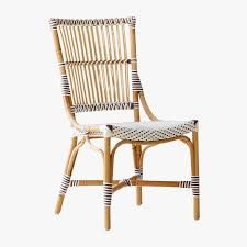 Wicker Bistro Chairs Cappuccino Dot Rattan Side Chair Shop Sika Design Dear