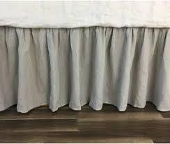light grey bed skirt 139 best linen bed skirt images on pinterest baby bedding bed