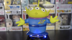 20th anniversary toy story glow dark space alien review