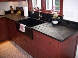 Kitchens Vermont Soapstone The Countertop And Splash Guards - Kitchen sink splash guard