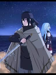 sasuke and sasuke and mikura the last by whiterabbit20 on deviantart