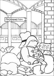 flood coloring pages paddington bear coloring pages contegri com