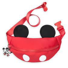 mickey minnie mouse mxyz hip pack shopdisney