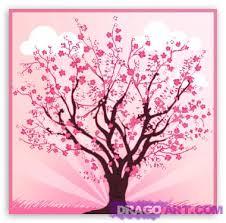 japanese cherry tree drawing best trend tattoos design