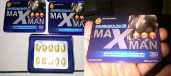 obat kuat sex pria alami maxman tablet