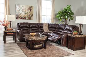 Leather Living Room Furniture Clearance Furniture Luxury Dark Leather Recliner By Darvin Furniture