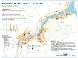 Wildfire Bc Map 2015 by Rdck Plans Wildfire Fuel Action Nelson Star