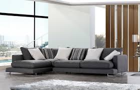 coussin pour canap gris objets design coussins blancs canape gris 30 propositions d un
