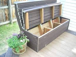 Wood Storage Bench Diy by Wood Bench Designs For Decks Bench Designs For Decks Image Of Deck