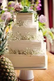 square wedding cakes 53 square wedding cakes that wow happywedd i d that