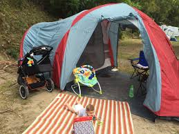 Baby Camping High Chair Camping With Babies U2013 Genyoung Mum