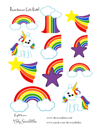 kids rainbow coloring pages for kids printable pictures of